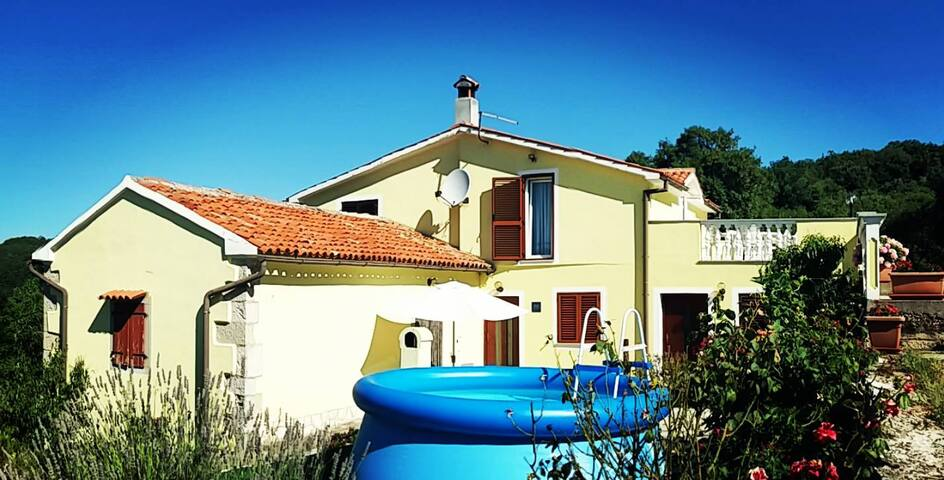 Apartment Ruklji, 2 km from sea - Labin - Lakás