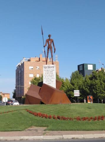 Habitación con baño en Guadalajara