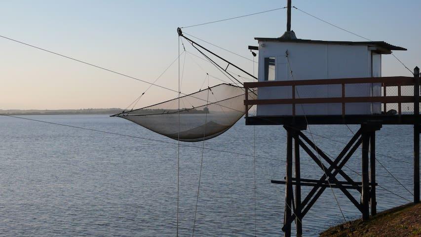Duplex sympa au Port de Meschers - Meschers-sur-Gironde