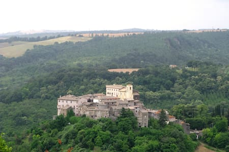 Wonderful frescoed apartments - Roccalvecce