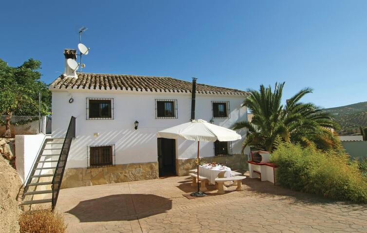 Holiday cottage with 6 bedrooms on 130m² in Sileras-Almedinilla