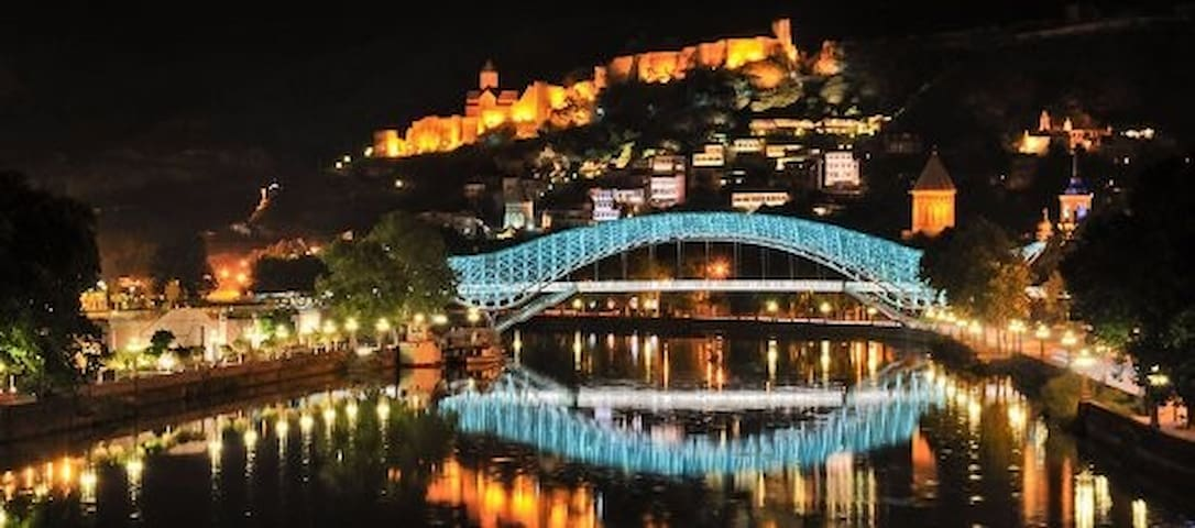 Apartament in old Tbilisi