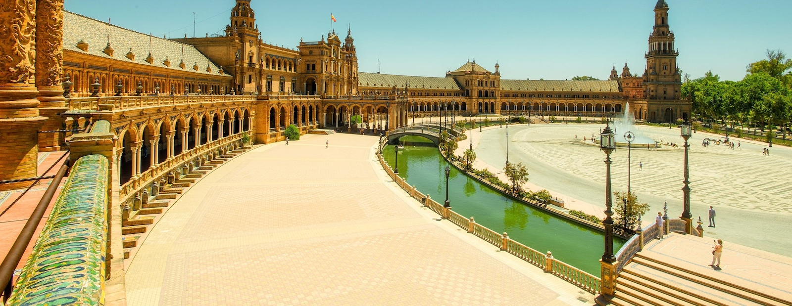 Vacation rentals in Seville