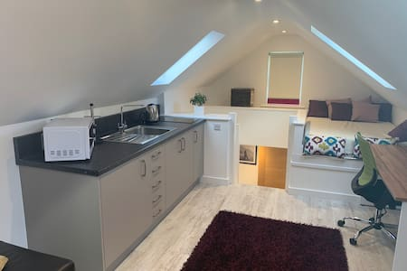 Cosie and New, Town Centre Studio Apartment