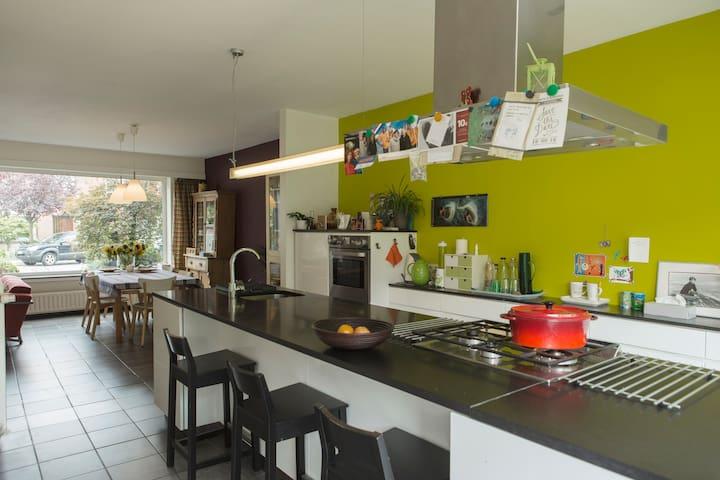 Comfortabel huis met tuin - Antwerpen - Talo
