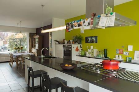 Comfortabel huis met tuin - Antwerpen