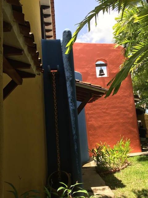 Hermosa casa estilo mexicano