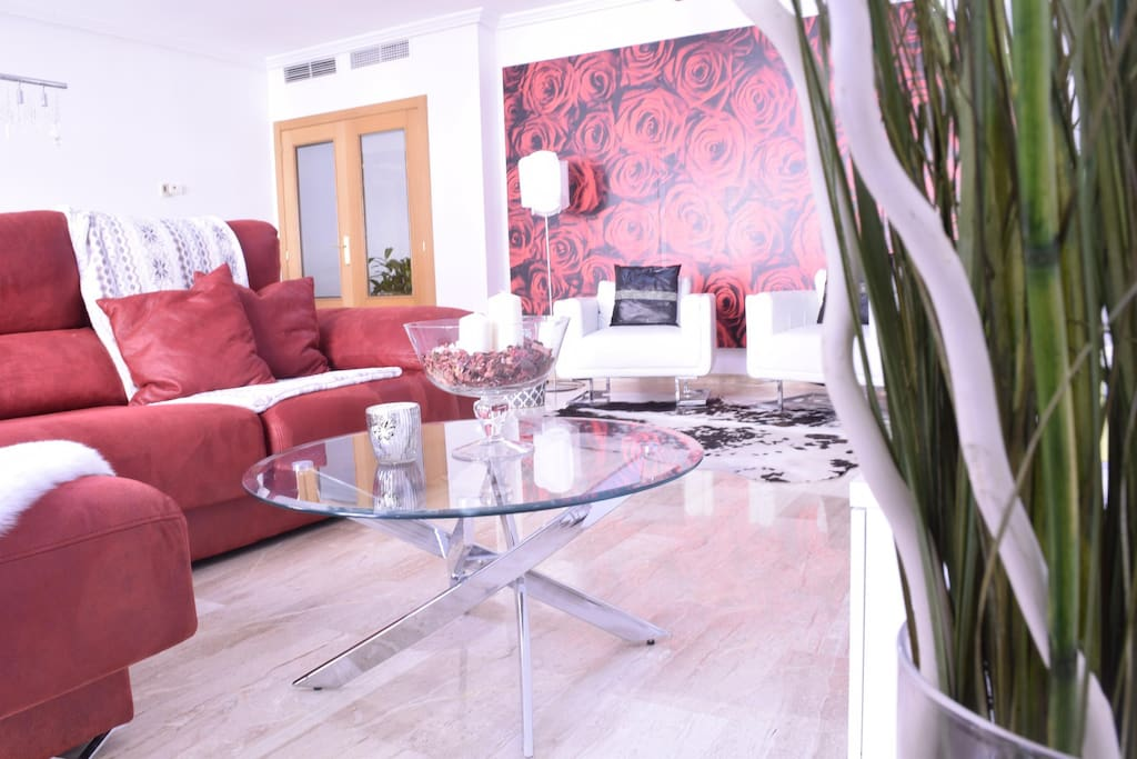 lovely, huge apartment downtown, beach, car park. - Apartments for ...