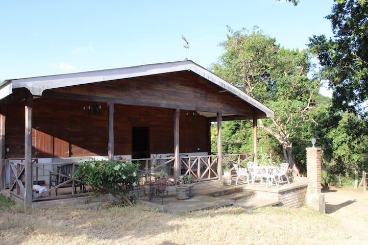 Farm wood house near to beaches