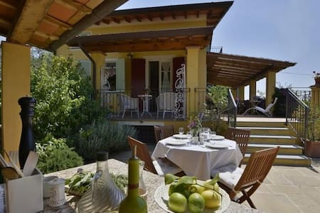 Villa al Campisano - Corsanico
