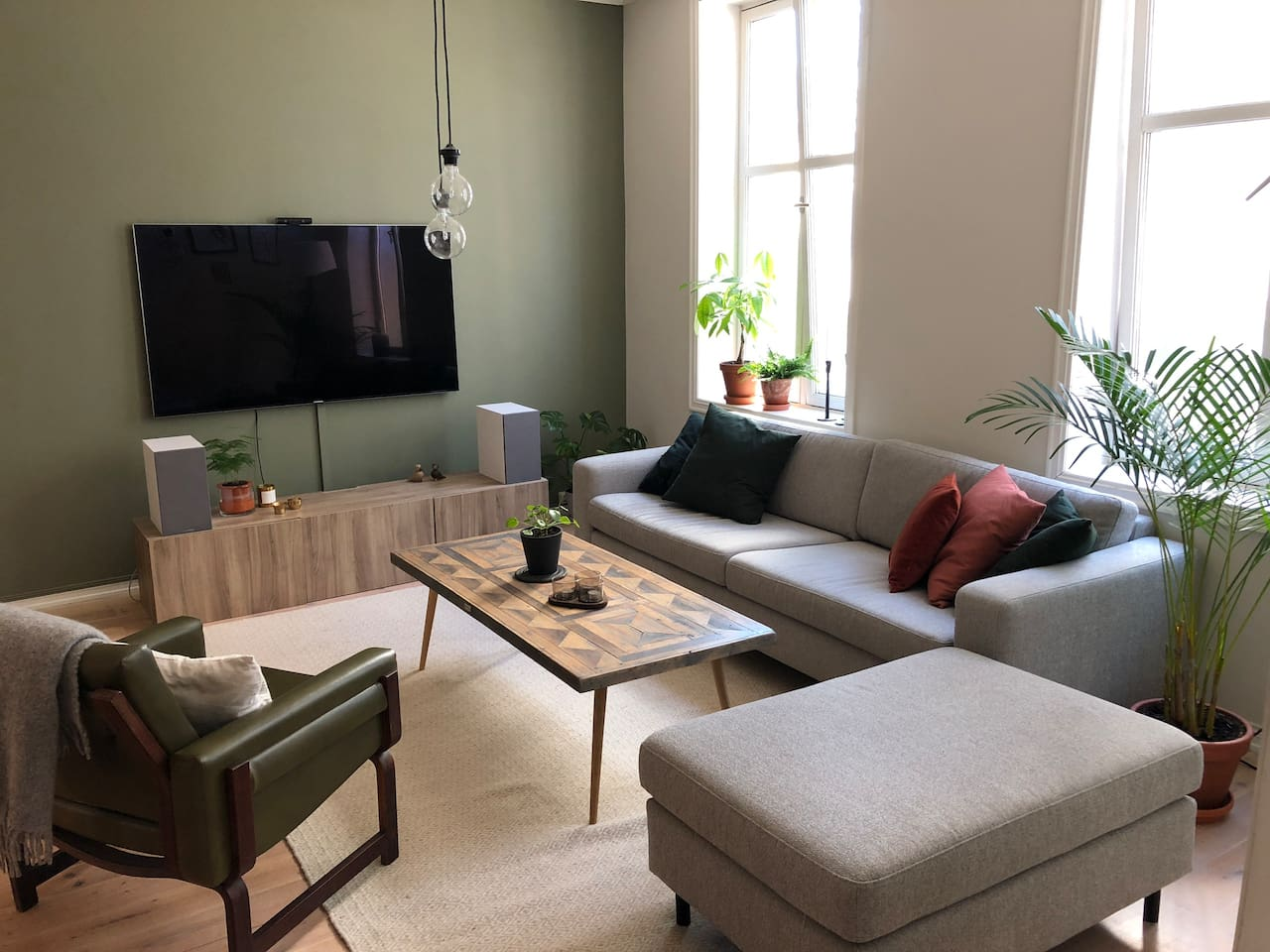 Charming 3 room apartment in heart of Oslo