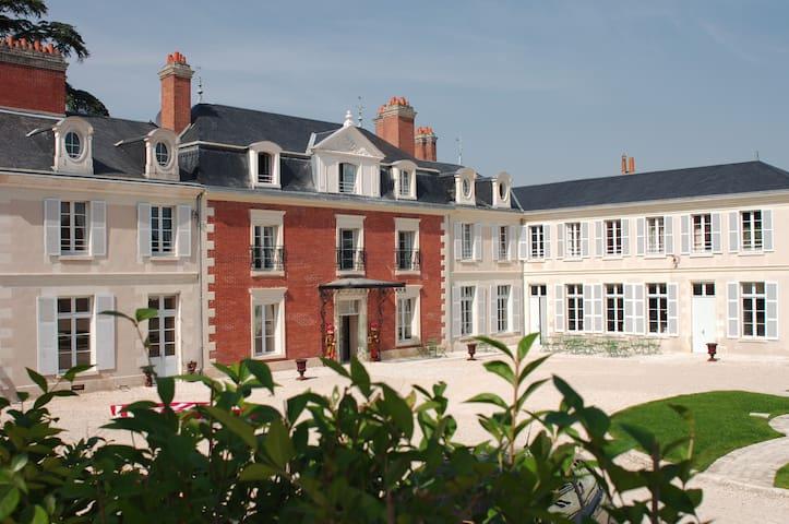 Hôtel*** Restaurant SPA le Domaine des Thômeaux - Mosnes - Apartamento