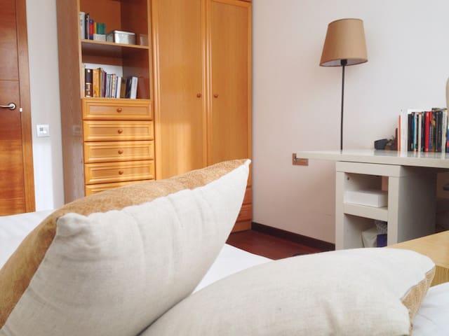 Habitación individual - Lleida - Rumah