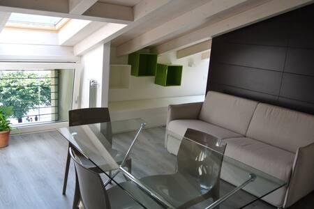 Iseo Lake Apartments Mansarda