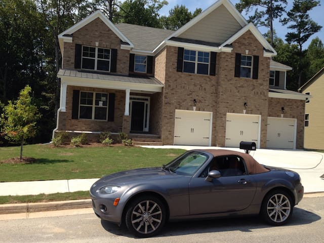 Metro Atlanta Home Near Airport - Stockbridge - House
