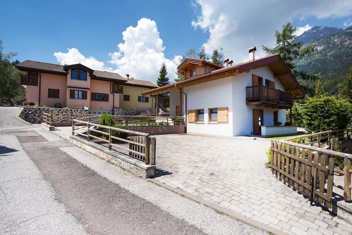 Casa Girasoli entrata