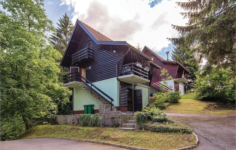 Terraced house with 2 bedrooms on 67m² in (Hidden by Airbnb) vsko