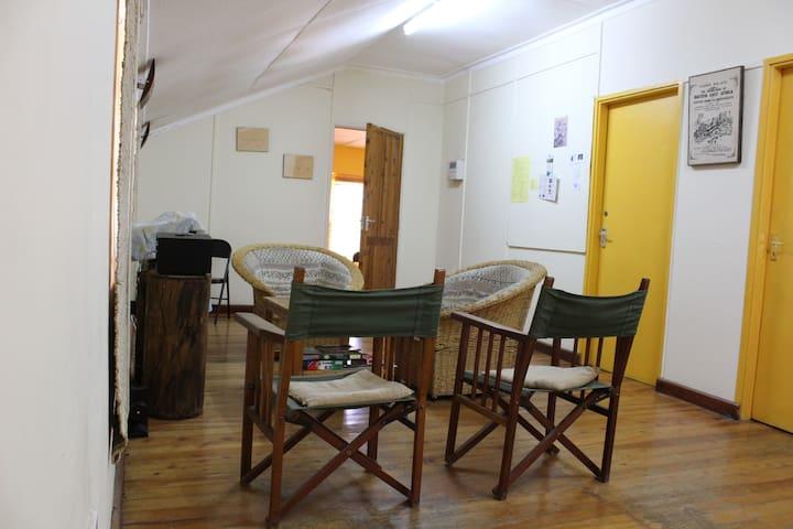 Manera Farm - Rooms in old Settler Farm