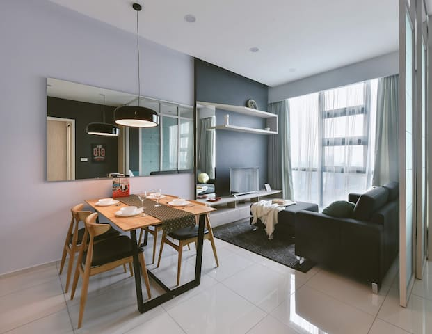 'Suite apartment' in the ♥ of KL