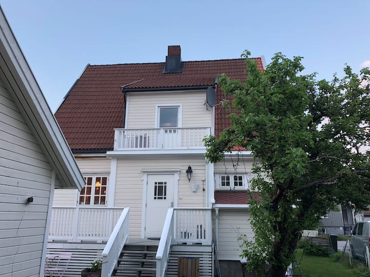 Stor enebolig Fredrikstad sentrum