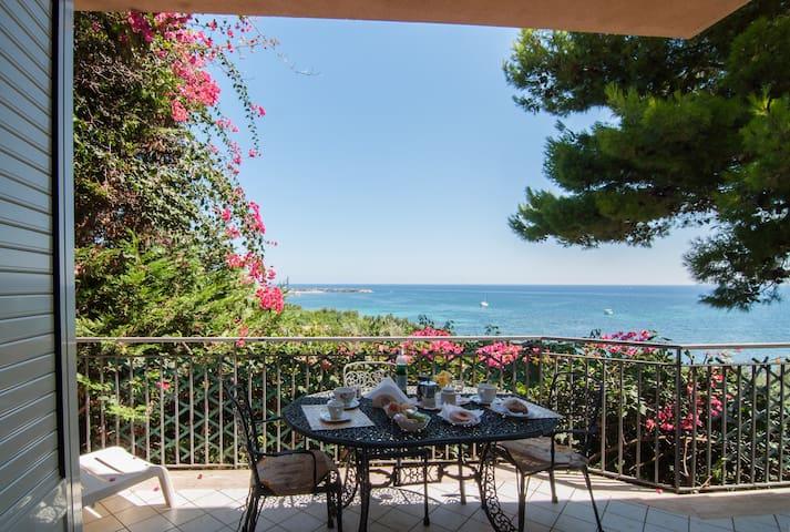 Relax sul mare immersi nel verde - Santa Flavia - Lägenhet