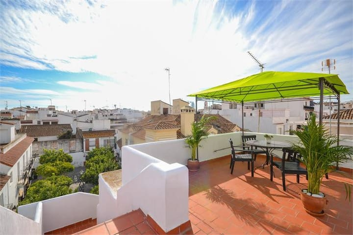 Studio in Estepona old town. ID: CTC-(PHONE NUMBER HIDDEN) - Estepona - Apartamento