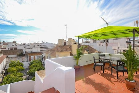 Studio in Estepona old town. ID: CTC-201644300 - Estepona - Apartment