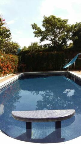 La aguacana, hermosa casa familiar - Cuautla - Rumah