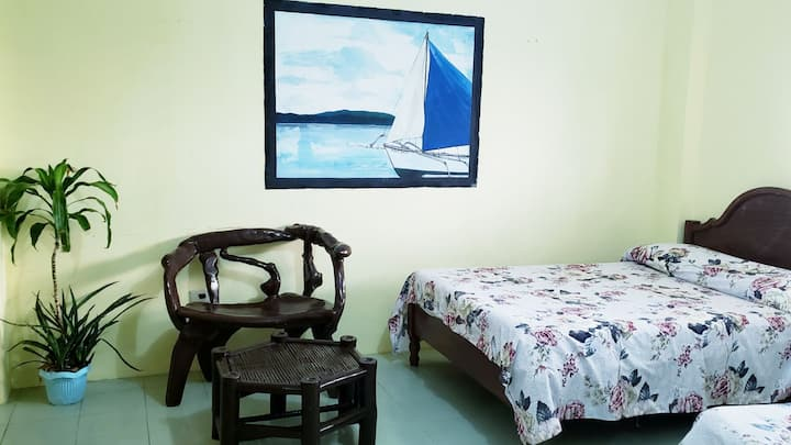 (4 - 8 Pax) Affordable Staycation in La Union