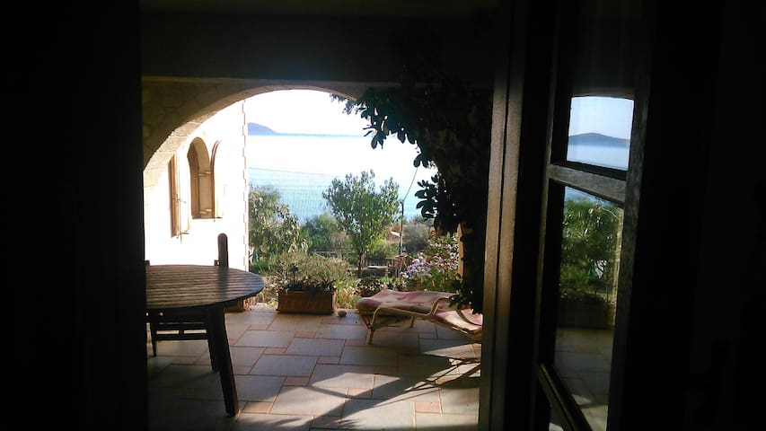 Dolphin Studio - Monemvasia - Casa de camp