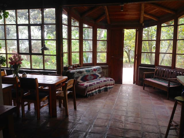 Casa Cumbia - Guajira (100% independent) - Ibarra - House