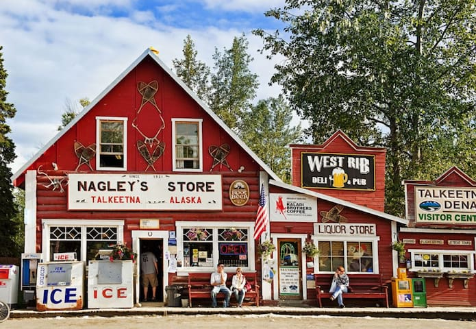 Guidebook for Talkeetna