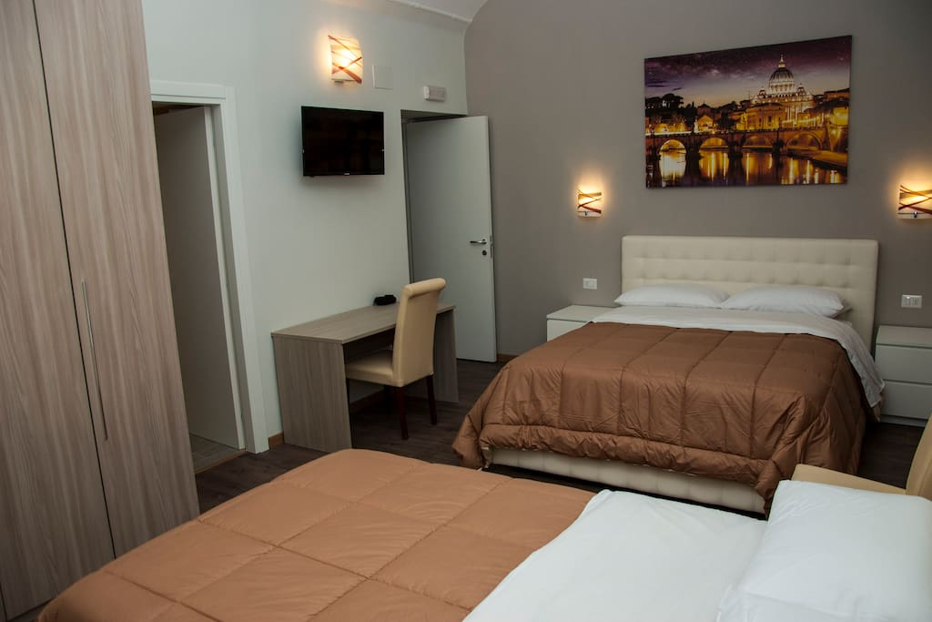 camera da letto bilocale