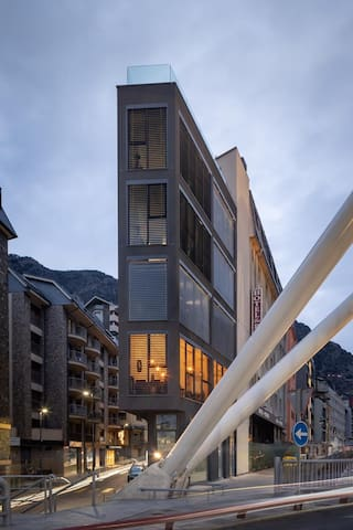 Boutique Hôtel Andorra City Center