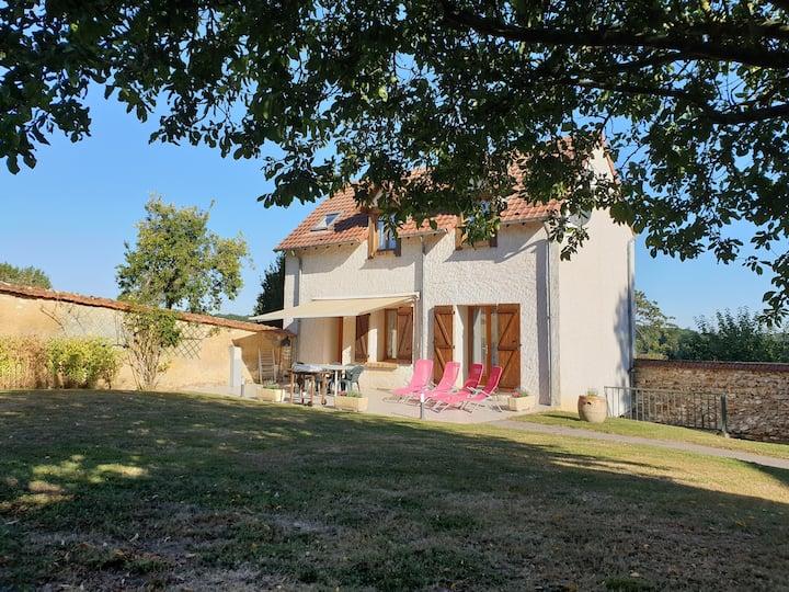 charmante maison avec terrasse exposée plein sud
