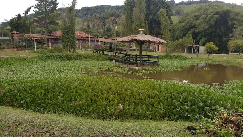 Maravilhoso sítio na Serra da Mantiqueira.