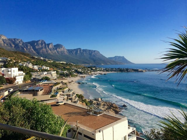 Clifton APT overlooking beaches - Kaapstad - Appartement