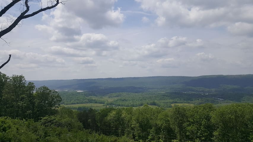 Lookout mountain Scenic View