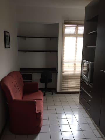 Kitinete mobiliada no Sudoeste - Brasila - Apartment