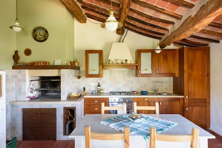Relax in Umbria, between lake and hill - Passignano sul Trasimeno - Apartemen