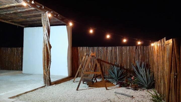 Casa Taty el paraíso Tropical en Chicxulub puerto
