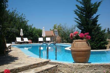 Άνθεια Παραδοσιακοί Ξενώνες - Vamos - Villa