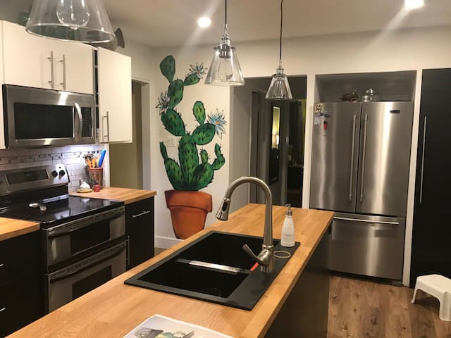 Newly Renovated, Ideally Located, Open Concept