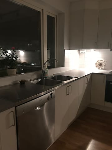 Room in Centered apartment in Helsingborg,Sweden