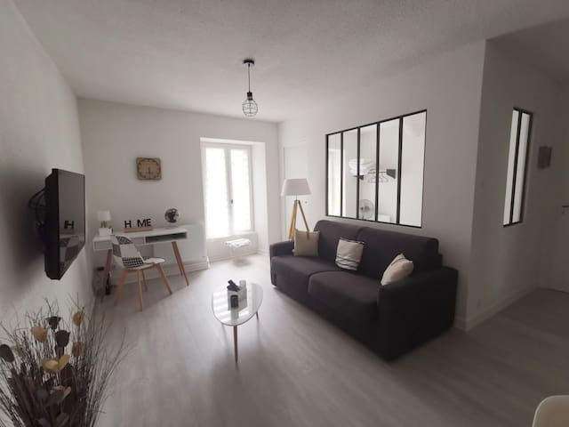 Joli appartement au centre ville d'Oyonnax