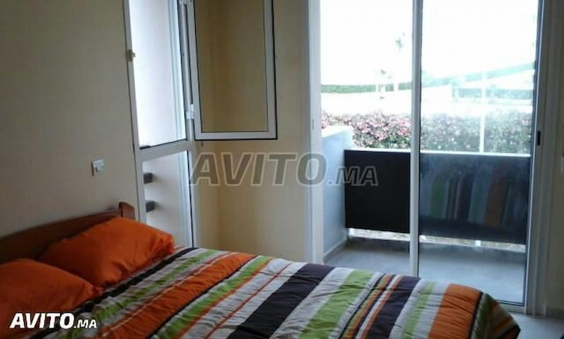 Appart neuf meublé près de plages - Al Hoceïma - Apartament