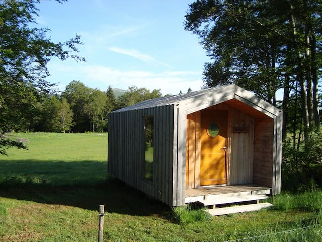 Cabane Oural