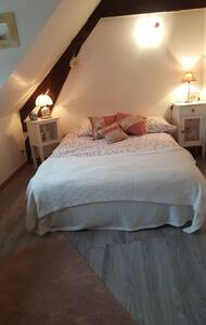 Chambre d'hôte,la chambre des roses proche Giverny