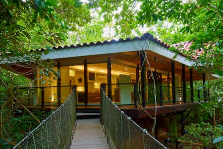 Casa del Árbol @Pueblo Verde - Punta Islita