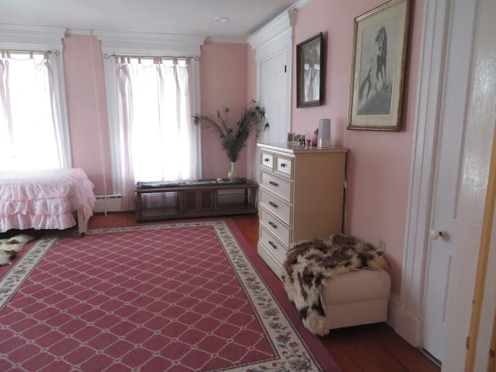 Pink Room at New Promise Farm